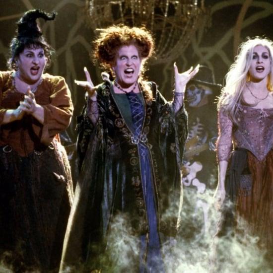Hocus Pocus Halloween Show Disney World