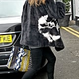 On March 21st, Kate shopped in London with her handy tote.