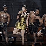 Photos of AMAs Show