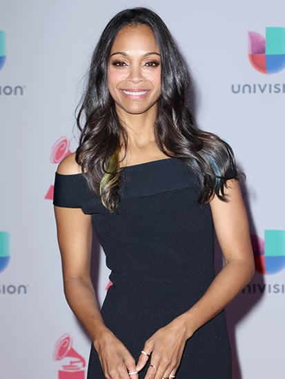 WATCH: Zoë Saldana on the Importance of Raising Multicultural Children
