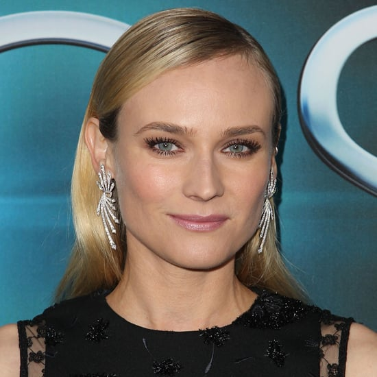Diane Kruger Hair | The Host Premiere