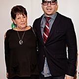 Donnie Wahlberg and Alma Elaine Wahlberg went to the opening of Wahlburgers in Boston.