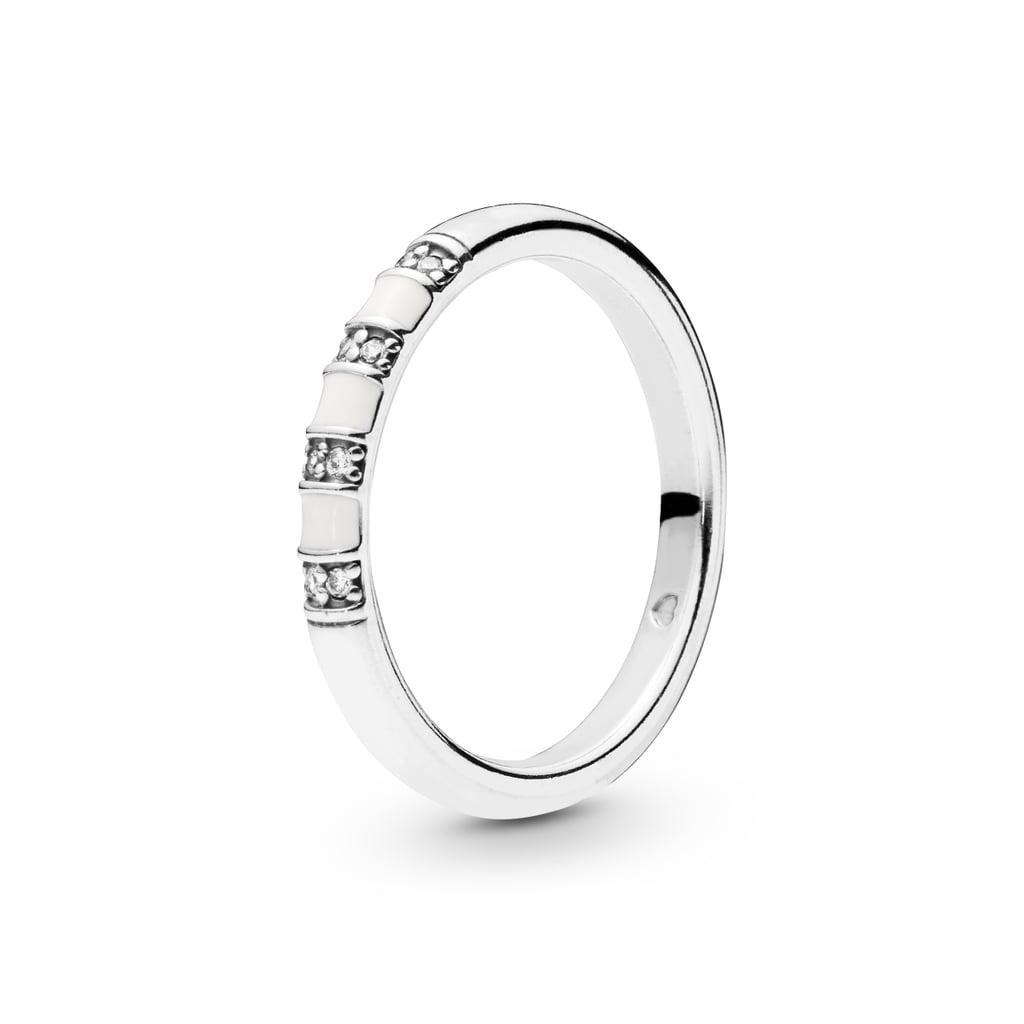 Pandora Exotic Stones and Stripes Ring