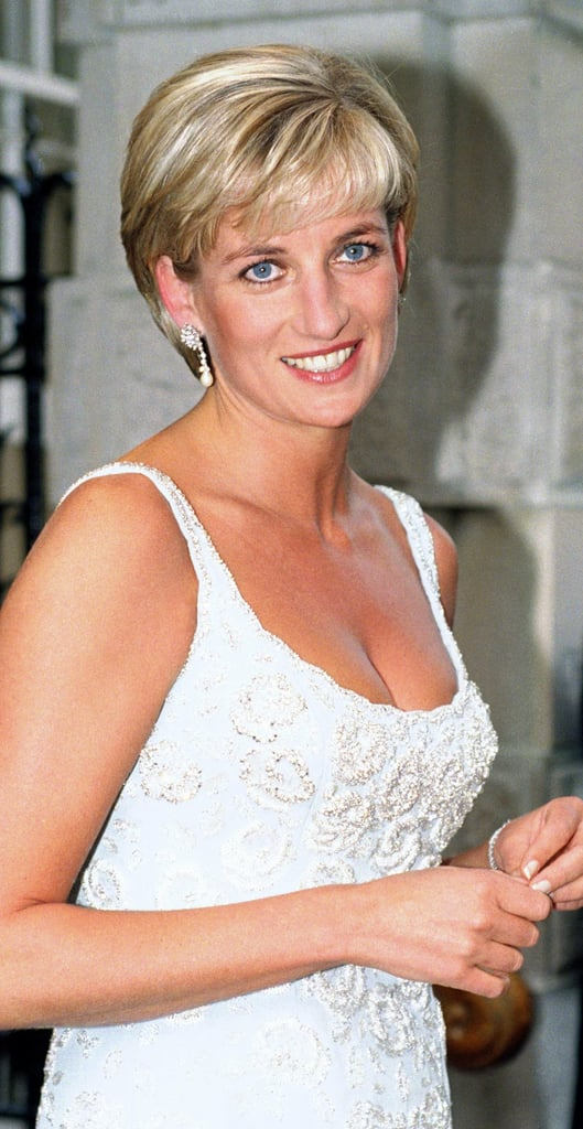 Princess Diana's Hair