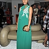 We love the easy elegance of Tracee Ellis Ross's look at W's preparty.