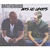 Vin Diesel and Tyrese Pay Tribute to Paul Walker 2015