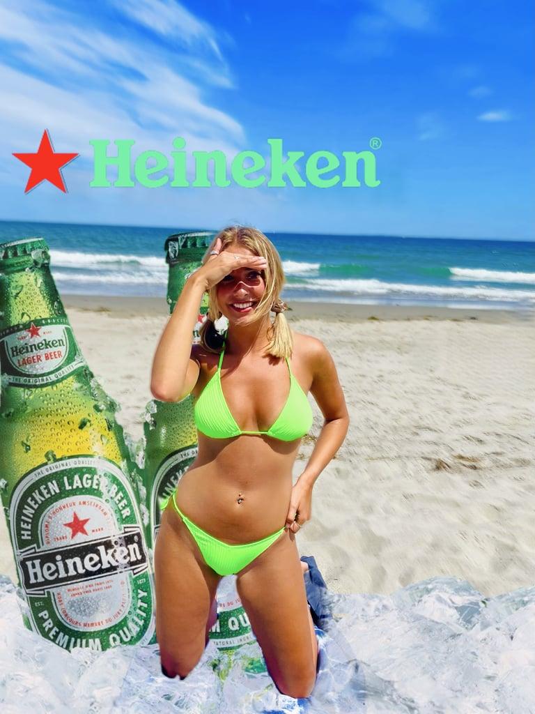 TikTok Heineken Beer Trend