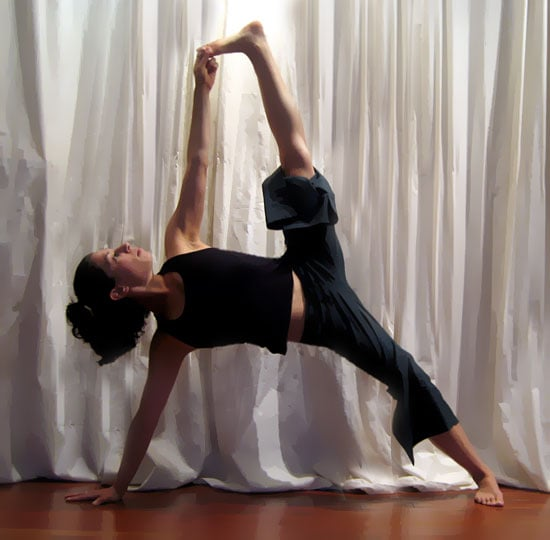 Yoga Pose of the Week:  Sage