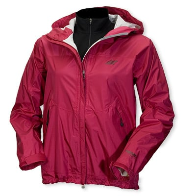 Get in Gear:  Women's Rain Jacket