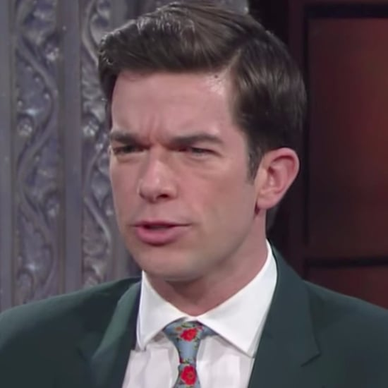 John Mulaney Metaphor For Trump on Stephen Colbert