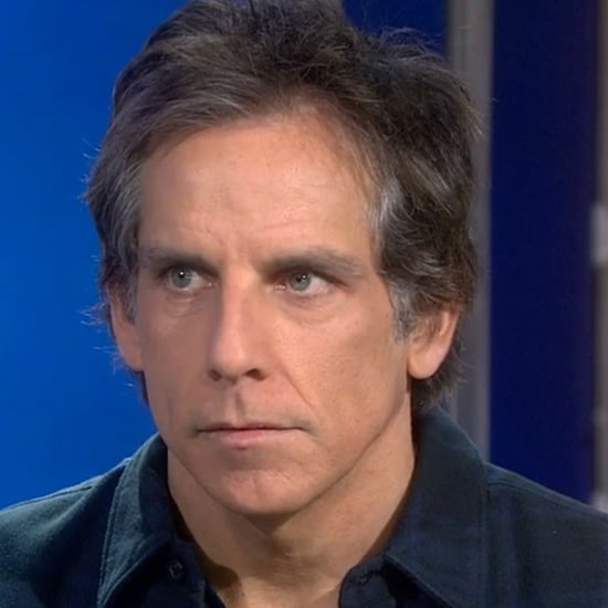 Ben Stiller Talking About Prostate Cancer on Today Show 2016