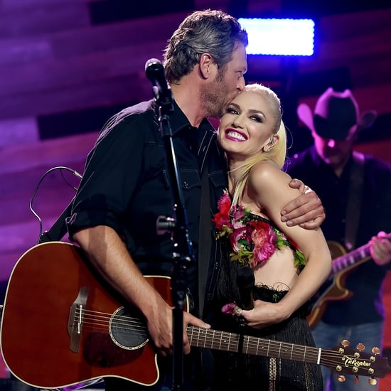 Gwen Stefani Celebrates Blake Shelton's PCA Win on Instagram