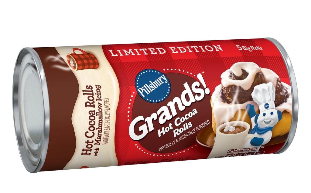 Pillsbury Grands Hot Cocoa Rolls