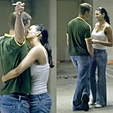 From the start of their relationship in 2004, Matt Damon and Luciana Damon were comfortable showing affection for one another.