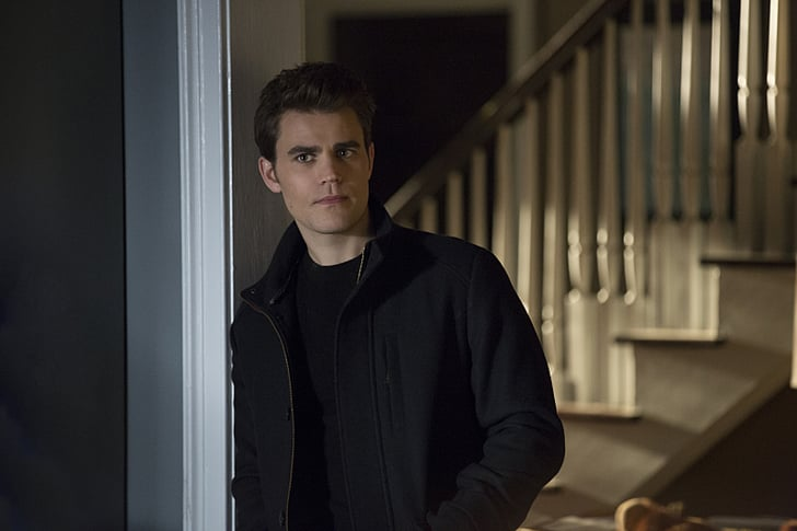 Stefan Salvatore (Paul Wesley) | How Old Are the Actors on ...