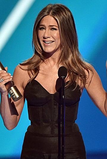 Jennifer Aniston 2019 People's Choice Awards Speech Video