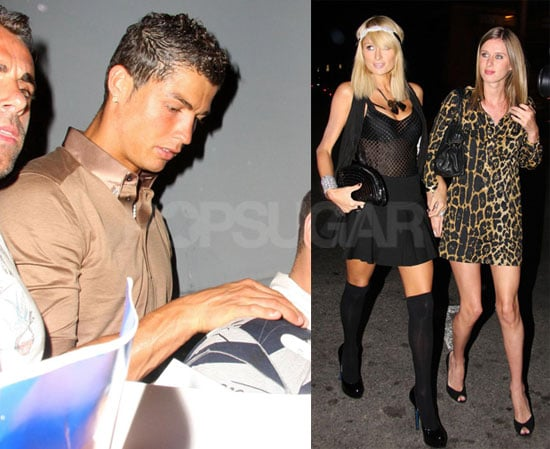 Are Paris Hilton and Cristiano Ronaldo a Match Made in Heaven?
