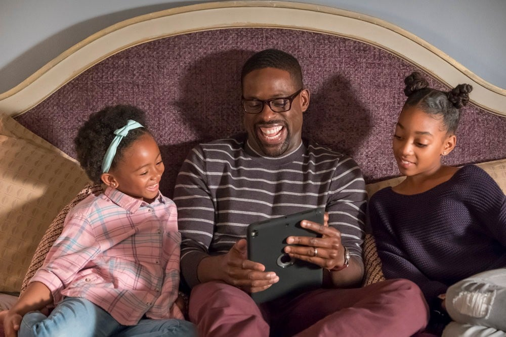 I'm Still Laughing at Sterling K. Brown's GIF-Filled Replies to This Is Us Questions