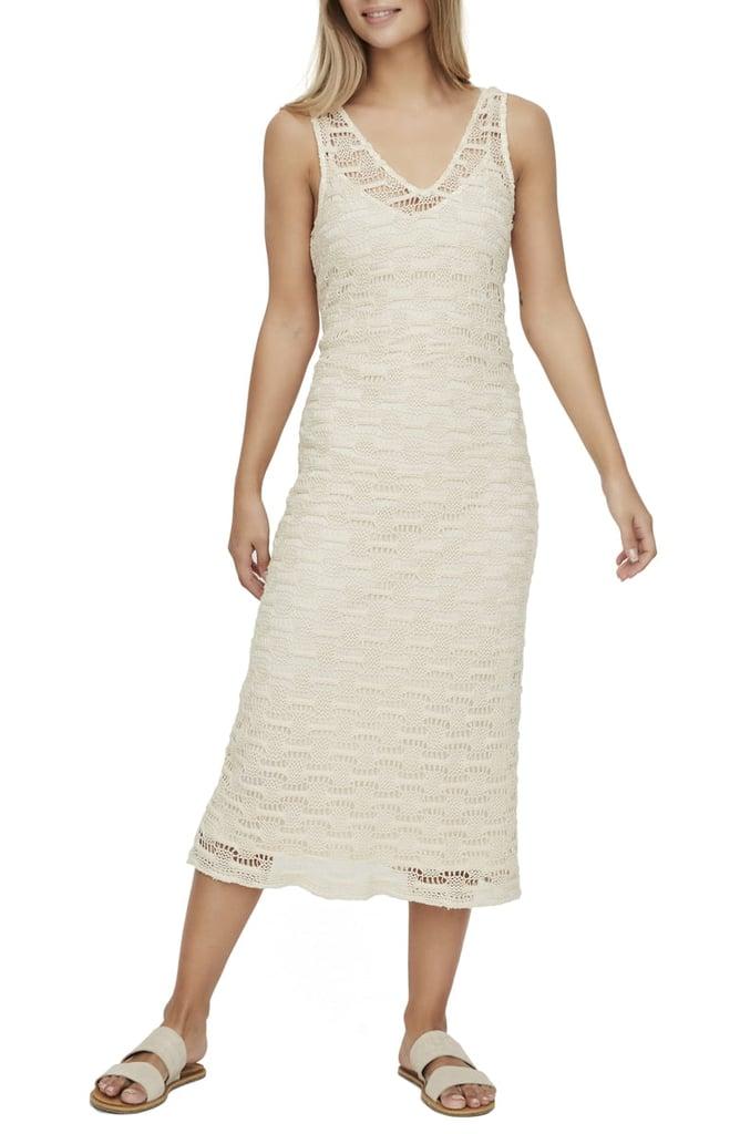 VERO MODA Omega Sleeveless Midi Dress