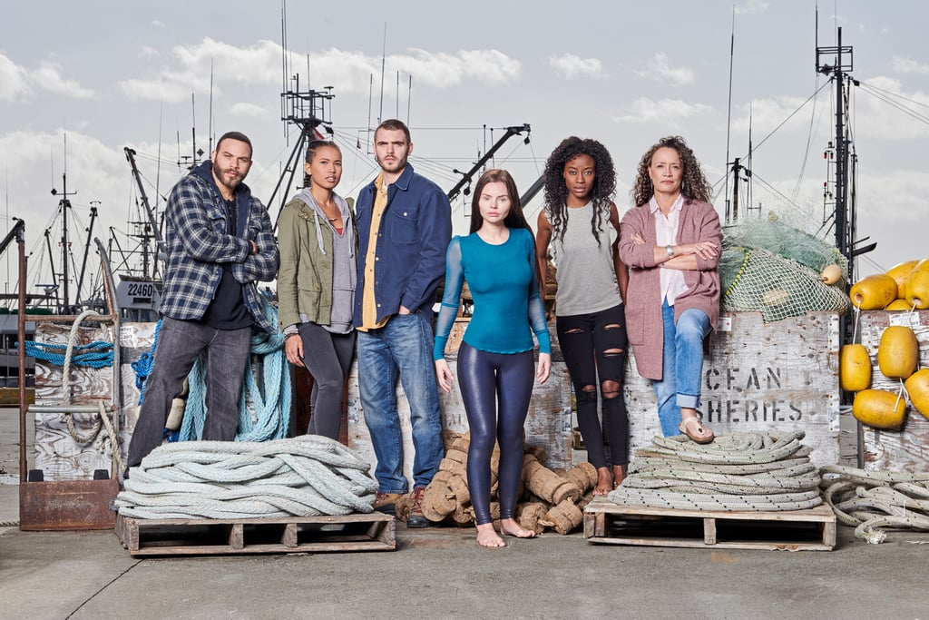 Siren TV Show Cast