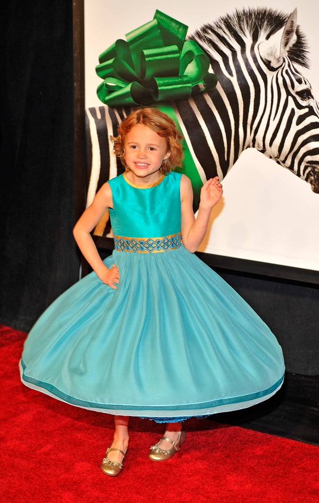 Maggie Elizabeth Jones plays Matt Damon's daughter in the film.