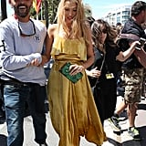 Blake Lively's Yellow Valentino Dress at Cannes 2016