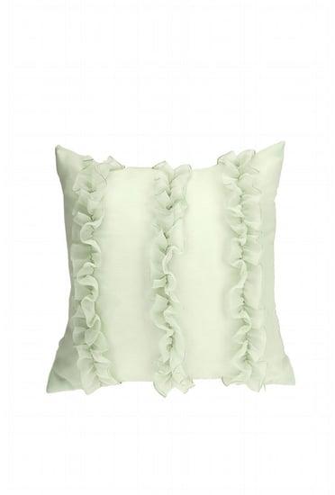 Ruffle Stripe Pillow ($28)