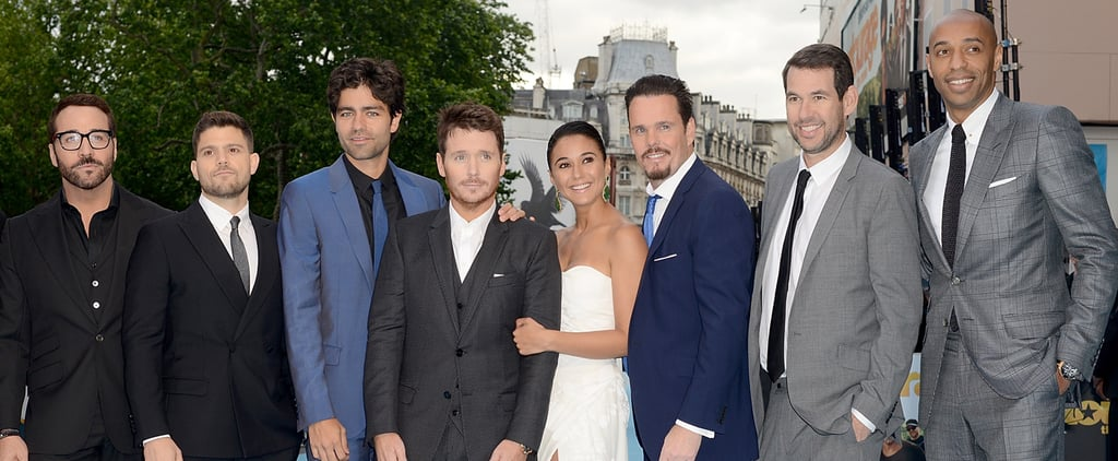 Photos From the London Premiere of Entourage