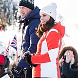 Kate and William Tour Sweden and Norway