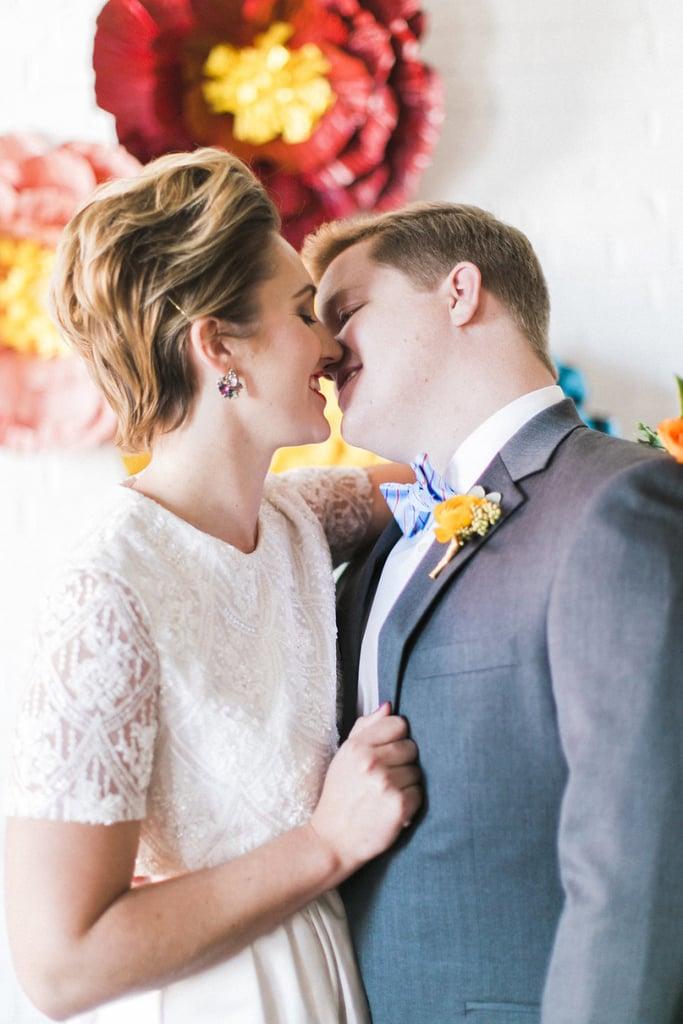 Alternative Hairstyles For Brides
