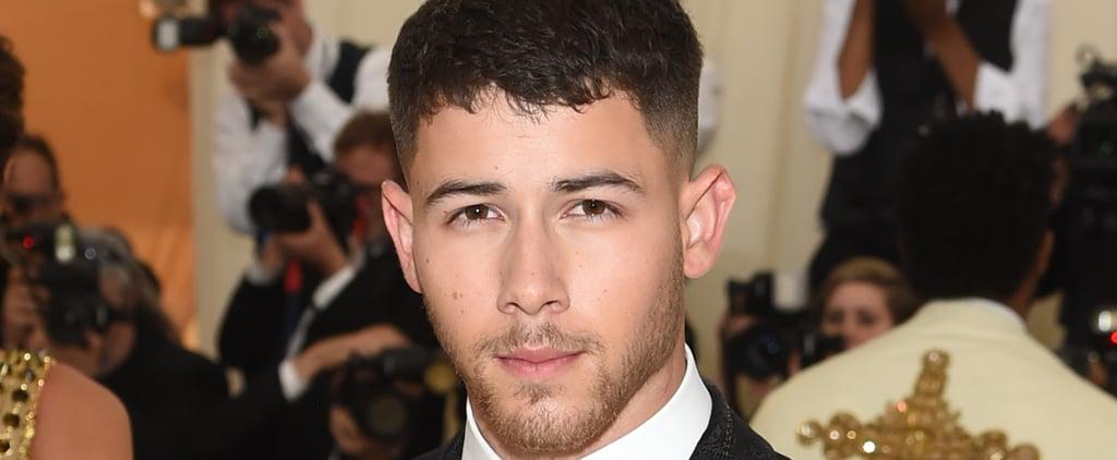 Nick Jonas Taking the Subway to the 2018 Met Gala
