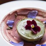 وصفة حلوى ماتشا بانا كوتا