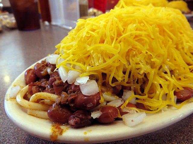Ohio: 5-Way Chili