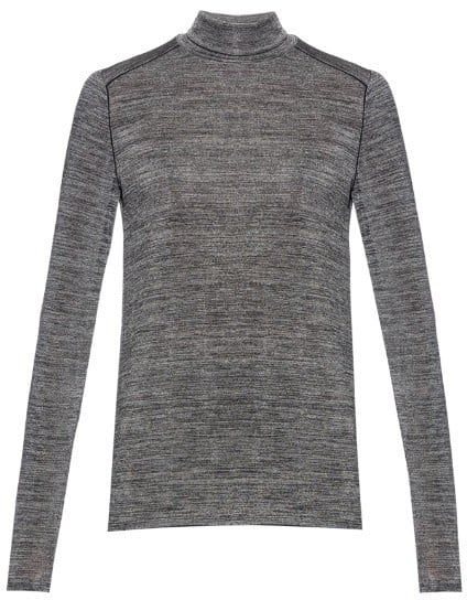 Vince Roll-Neck Knitted Sweater ($175)