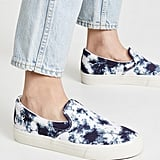 Madewell Sidewalk Slip-On Tie-Dye Sneakers
