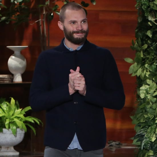 Jamie Dornan Talking Fifty Shades Darker on Ellen DeGeneres