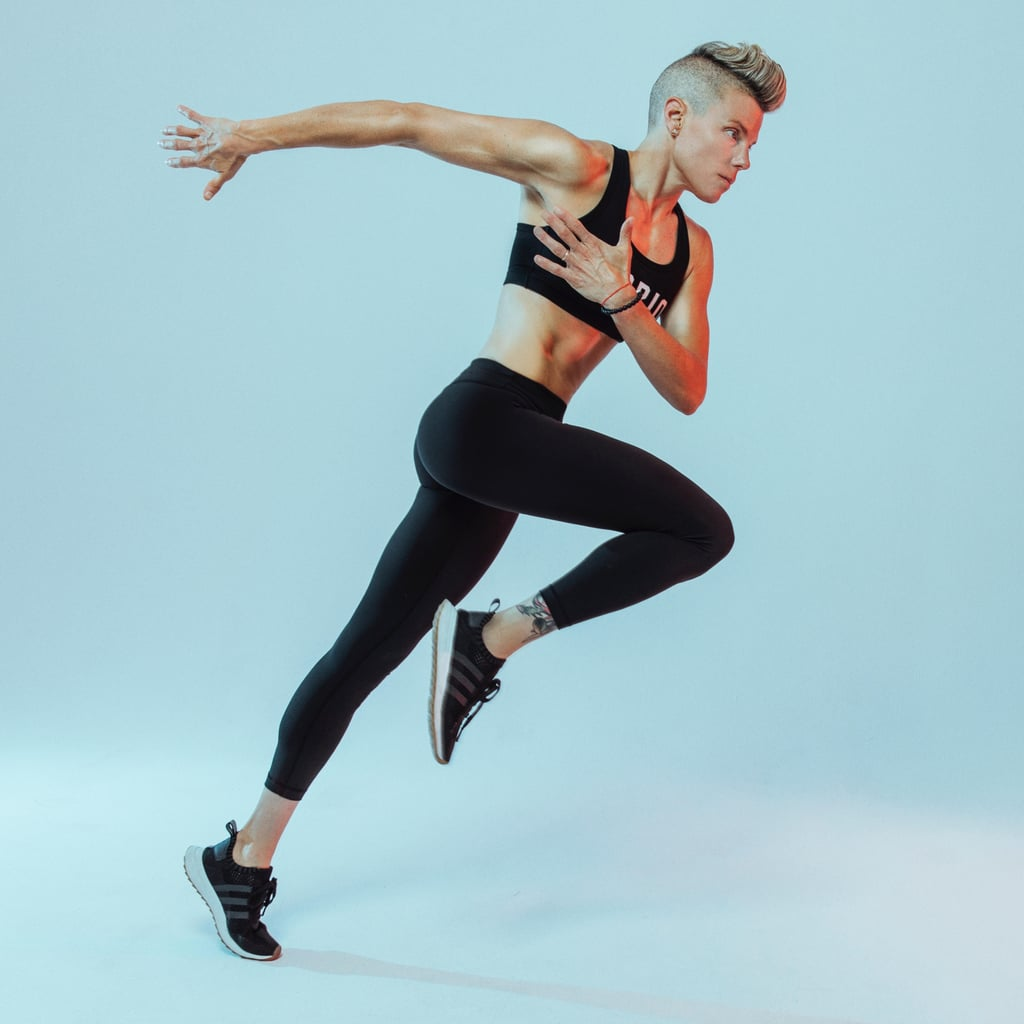 30-Minute Arm and Ab Bodyweight Workout From Val Desjardins