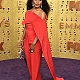 أنجيلا باسيت في حفل جوائز الإيمي 2019