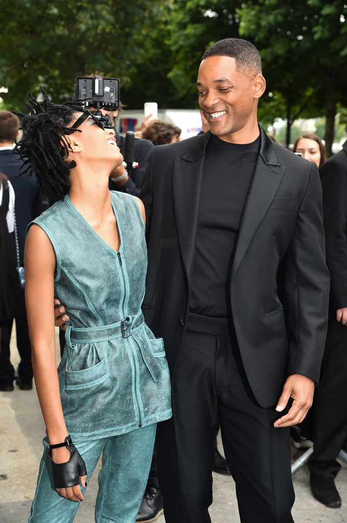 13 Photos of Willow Smith and Her Famous Dad That Are Guaranteed to Pull at Your Heartstrings