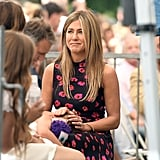 Jennifer Aniston Just Wore What's Definitely the Brightest Summer Dress She Owns