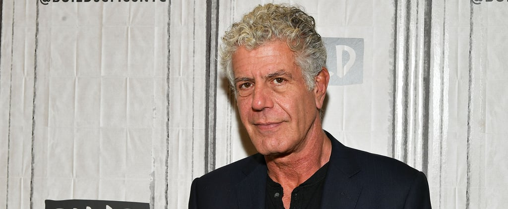 Celebrity Reactions to Anthony Bourdain's Death