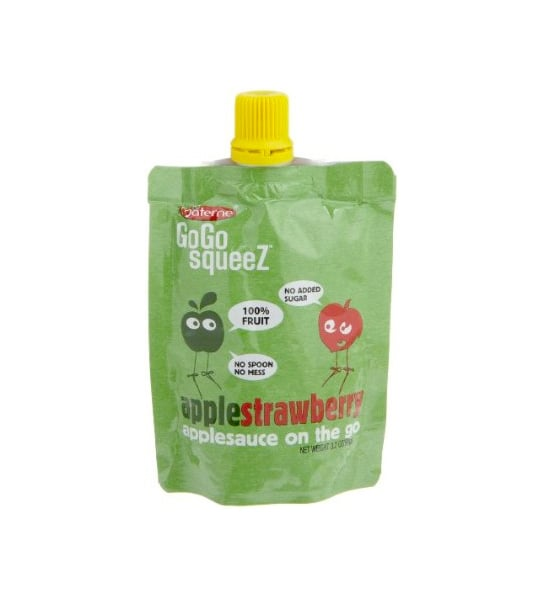 Would you try GoGo Squeez?