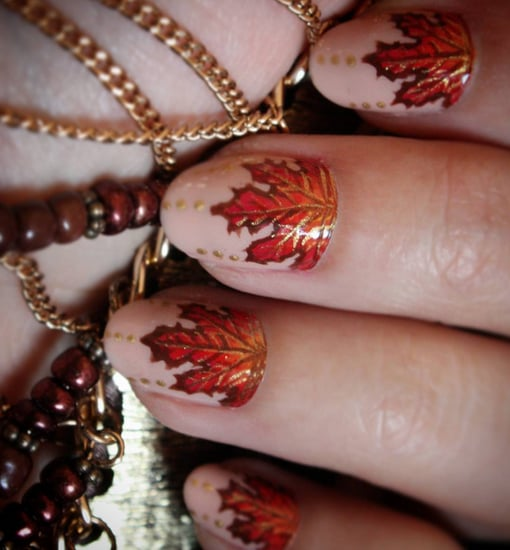 Autumn Nail Art Ideas
