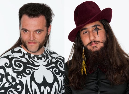 Photos of Marcus Akin and Siavash Sabbaghpour Who Are Nominated For Eviction From Big Brother 10