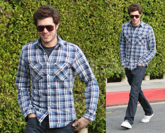 Another Brody in Plaid