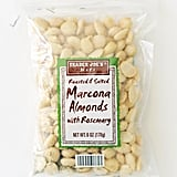 Roasted and Salted Marcona Almonds With Rosemary ($6)
