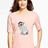 Talbots Frenchie Tee ($50)
