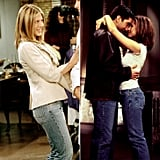 Rachel's Jeans on Friends