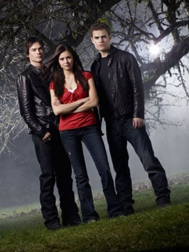 Pilot Review of The Vampire Diaries on The CW