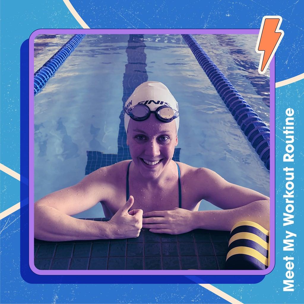 Paralympian Mallory Weggemann's Weekly Workout Routine
